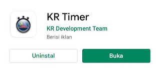 KR Timer di Play Store