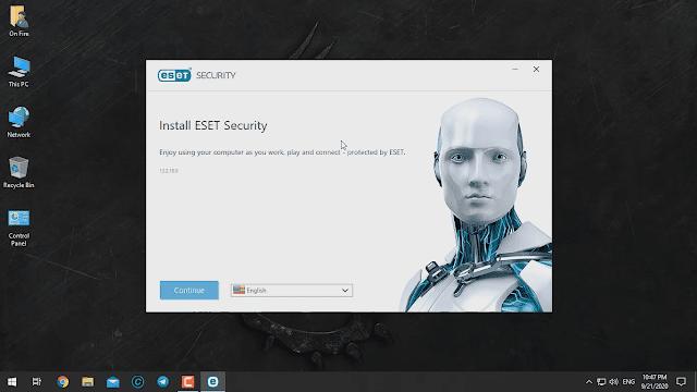 تحميل ESET Nod32 Antivirus 2020 بالتفعيل الأصدار الأخير مدي الحياة