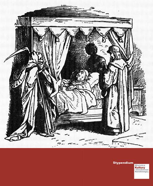 kuma śmierć, bracia grimm, baśnie, baśnie o śmierci, ojciec chrzestny, śpiąca królewna, analiza baśni, rady rodzicielskie, storytelling,