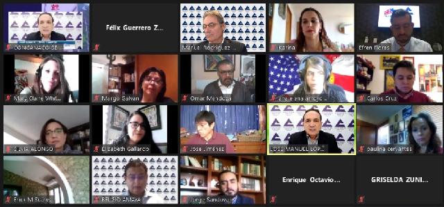 Concanaco Servytur y la U.S. Association of States Offices In México impulsarán conjuntamente las relaciones binacionales