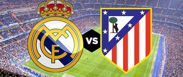 موعد مباراة ريال مدريد واتلتيكو مدريد في الدوري الاسباني والقنوات الناقلة