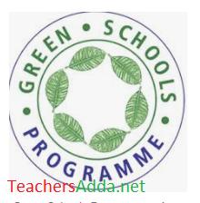 Register your school in Green schools programme for Green school Award