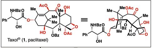 Baran синтезировал таксол chemistry,baran