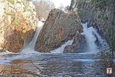 Ruta de la Cascada del Hervidero