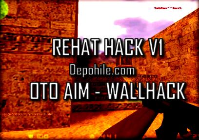 CS 1.6 Rehat Hack v1.0 Otomatik Aim, Wall Hilesi Mayıs 2020