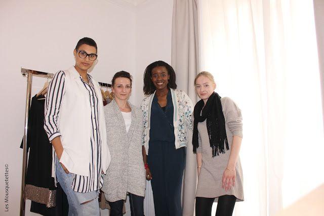 That's Intrinsic - Une après-midi extra en compagnie d'Isaüra et de la blogueuse mode -la mode by Chris - Blog beauté Les Mousquetettes©
