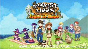 Harvest Moon Light of Hope Mod Apk Unlimited Coins