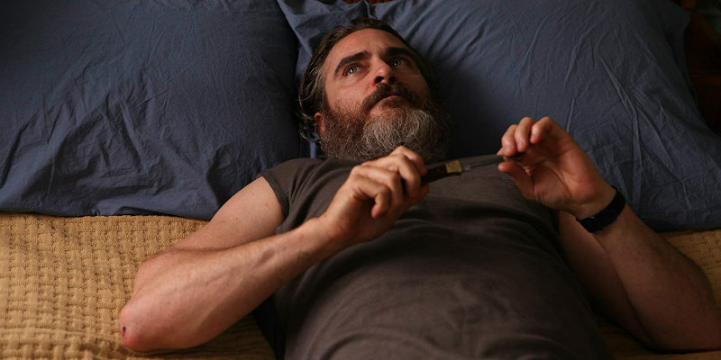 you were never really here review