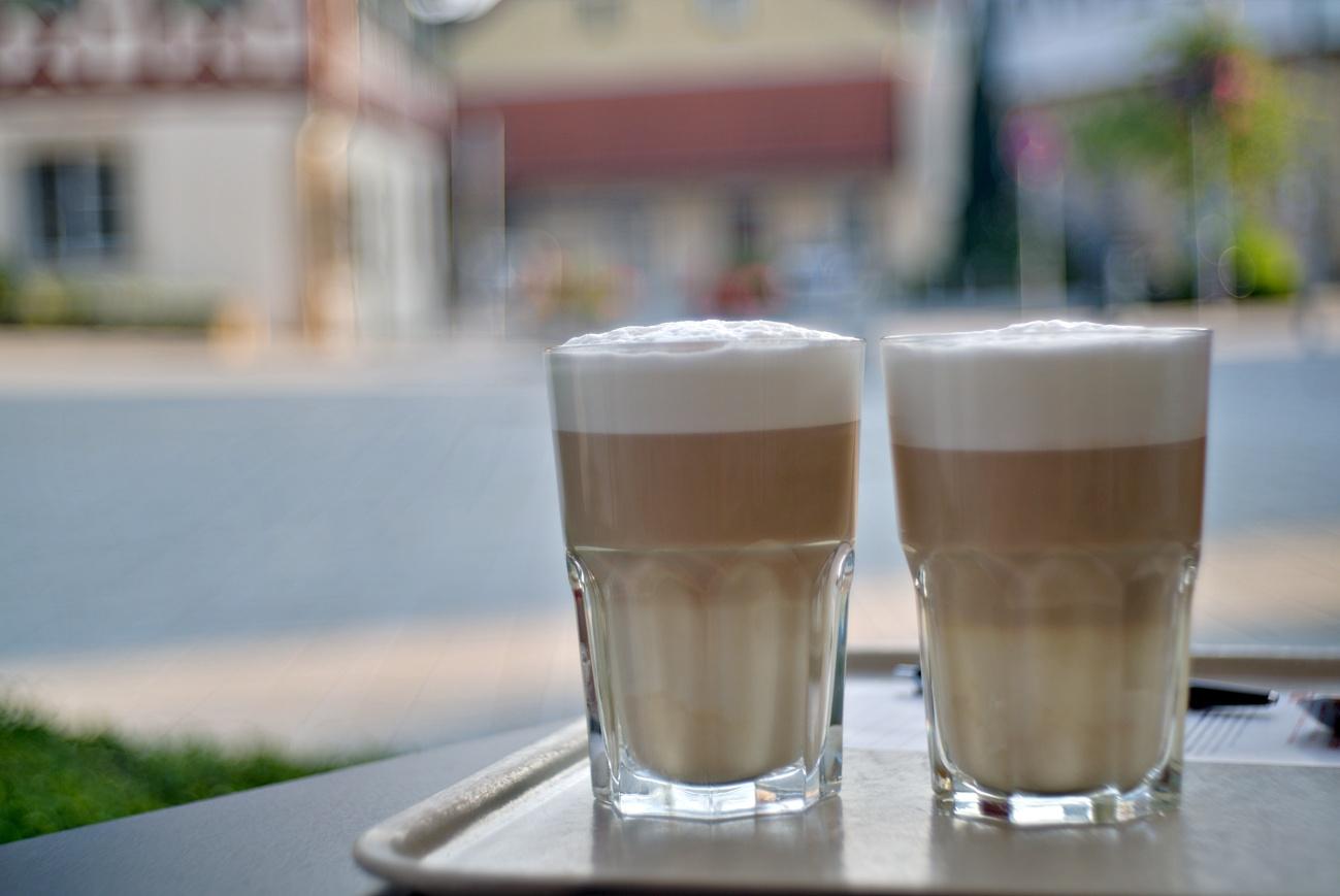 Zum Tagesabschluss — Bild des Tages #118 — Haste einen an der Latte nimm zwei Latte