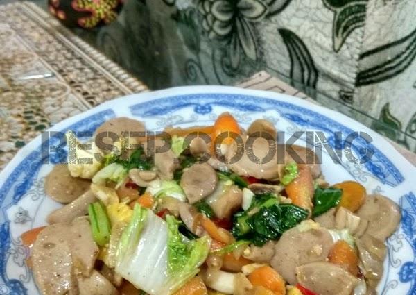 Resep Capcay Kuah Spesial || Masakan Rumah Sehari hari