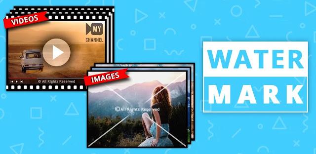 تنزيل Add Watermark on Videos & Photos