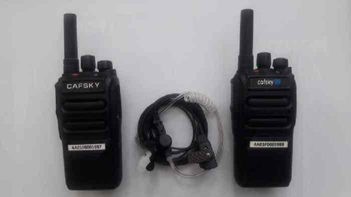 Sewa HT Cafsky yang merupakan HT POC/GSM/HT 4G LTE dengan jangkauan ribuah km, antarkota dan antarpulau.