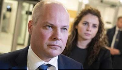 """وزير الهجرة السويدي """" ليس من المناسب ولا من الأهمية مناقشة ما يستلمه طالبي اللجوء من مساعدات مالية"""""""