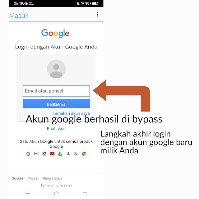 FRP BYPASS - Membuka Android Yang Terkunci Saat Reset Pabrik Karena Lupa Password Akun Google