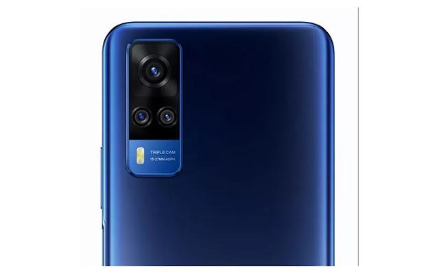 Vivo-y51s-camera