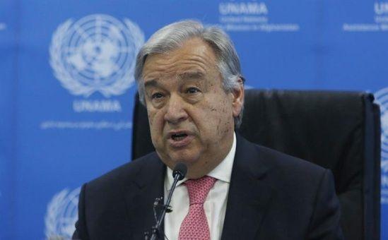 ONU autoriza creación de oficina antiterrorista