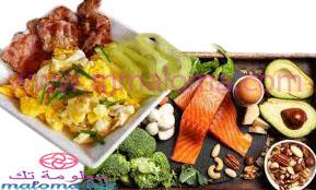 أنواع نظام الكيتو دايت الغذائي