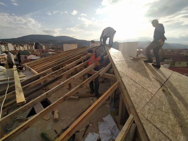 ahşap oturtma çatı yapılması, ahşap oturtma çatı maliyeti tl, osb kaplama maliyeti