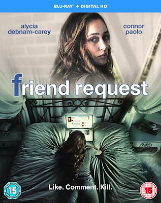 Friend Request 2016 Dual Audio ORG 720p BRRip 850mb