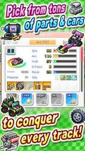 Grand Prix Story 2 Modded Unlimited Money