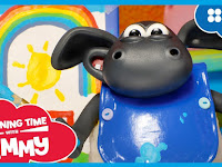 SHAUN THE SHEEP : WARNA WARNI PELANGI