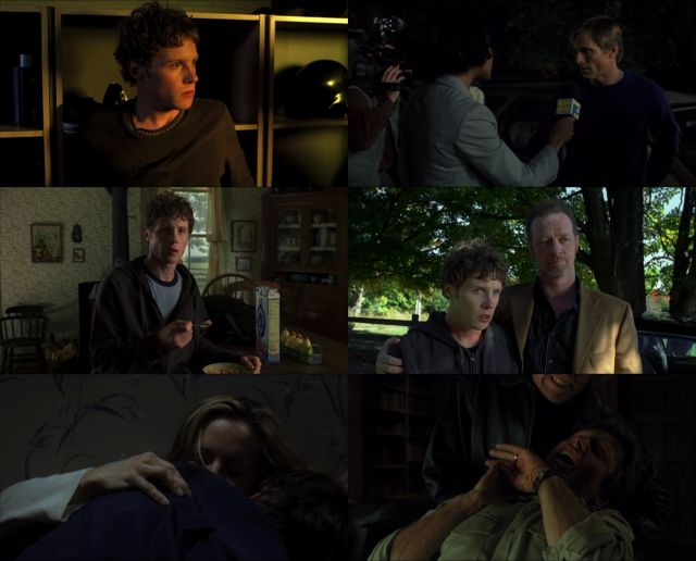 Una historia violenta (2005) HD 1080p Latino Dual