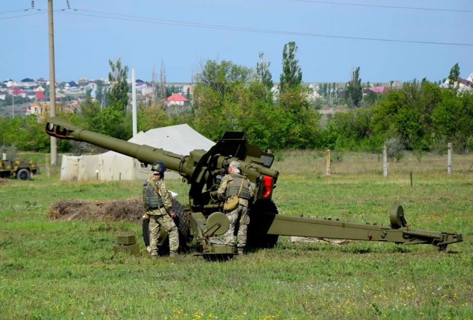 152-мм гармата-гаубиця Д-20