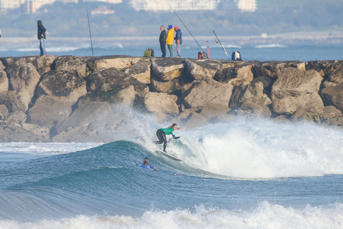 2018 Caparica Primavera Surf Fest Highlights Finalists Decided in Pumping Surf
