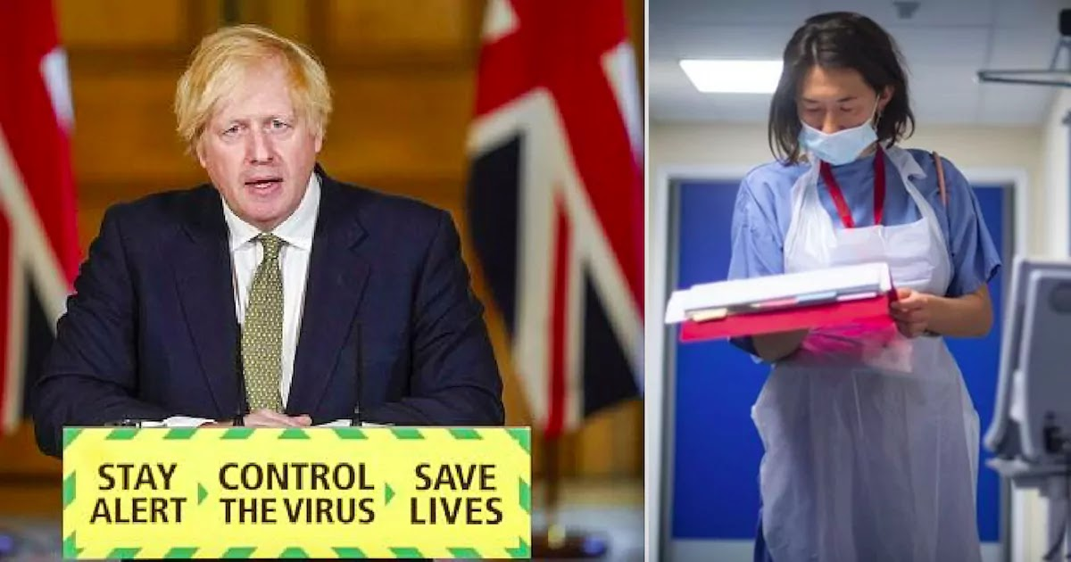 UK Becomes The First Country In Europe To Reach 50,000 Deaths From CoVid-19 As Lockdowns Across The Continent Continue
