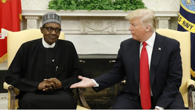 What I Told Donald Trump When He Accused Me Of Killing Christians - Buhari