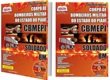 Apostila Bombeiro PI CBMPI 2017