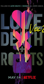 Love, Death & Robots (2021) Season 2 Dual Audio Full Web Series WEB-DL 480p