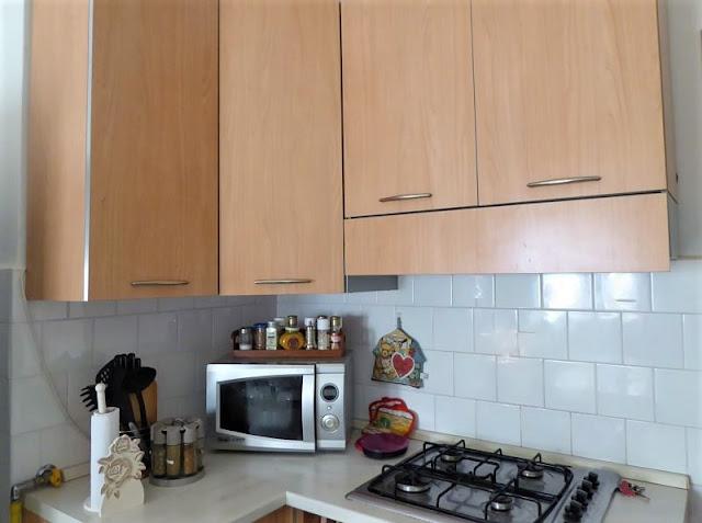 organizzare pulizie cucina