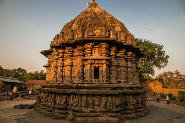 kopeshwar temple khidrapur kolhapur