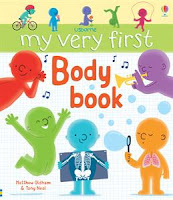Body Book for Ages 3 and up