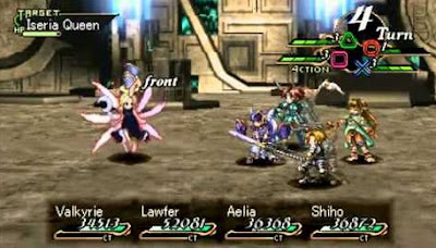 Download Valkyrie Profile: Lenneth PSP CSO ISO