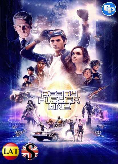 Ready Player One (2018) HD 1080P LATINO/INGLES
