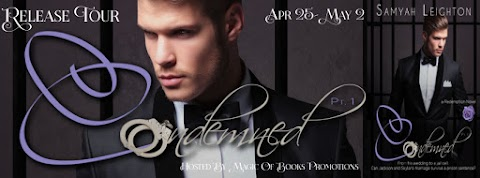 Release Tour: Condemned PT. 1 by Samyah Leighton + GIVEAWAY