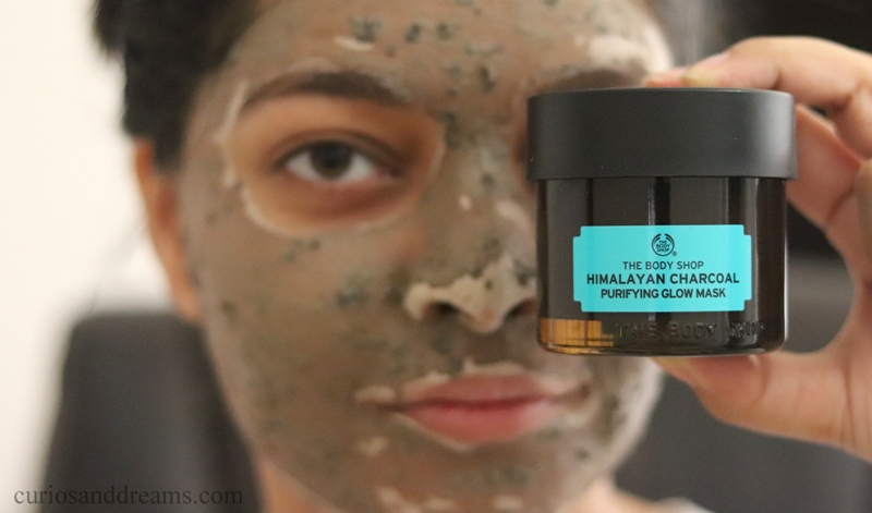 The Body Shop Himalayan Charcoal Purifying Glow Mask review