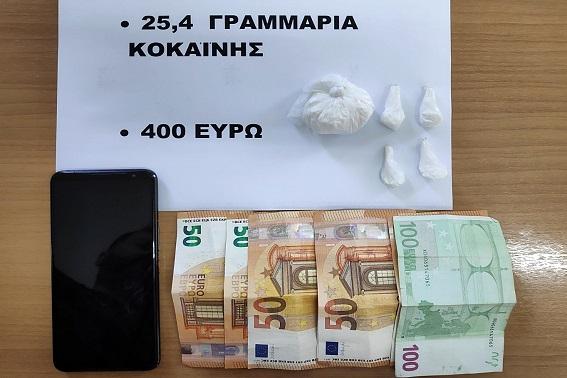 Ρόδος: Συνελήφθη 33χρονος για διακίνηση ναρκωτικών ουσιών