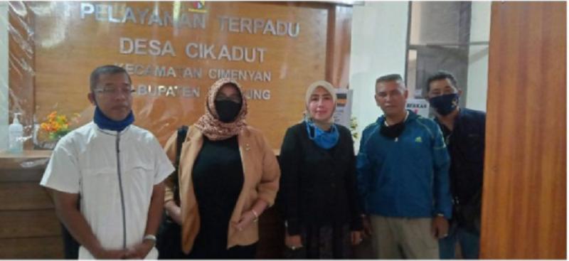 Tia Fitriani Berharap Jabar Jadi Provinsi Digital