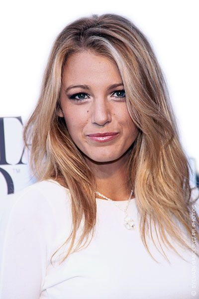 beauty blonde long layered hairstyles