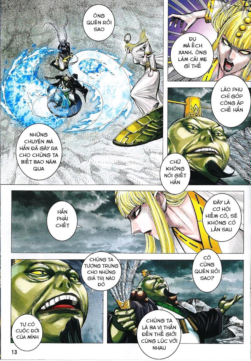 Tây Du Chap 168 - Trang 13