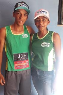 Atletas de Baraúna representam município na Corrida Internacional de São Silvestre