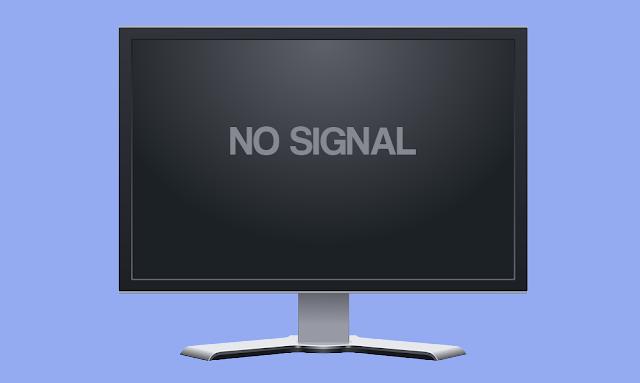 Cara Memperbaiki VGA Card Tidak Bisa Tampil di Monitor (No Signal)