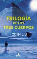 Trilogía de los Tres Cuerpos, Cixin Liu