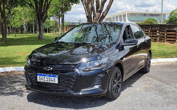 Chevrolet Onix Plus Midnight 2021 Turbo Automático - fotos, preço, consumo e teste