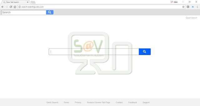 Search.searchquicks.com (Hijacker)