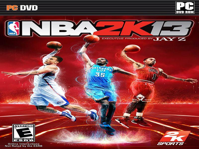 Download NBA 2K13 Game PC Free