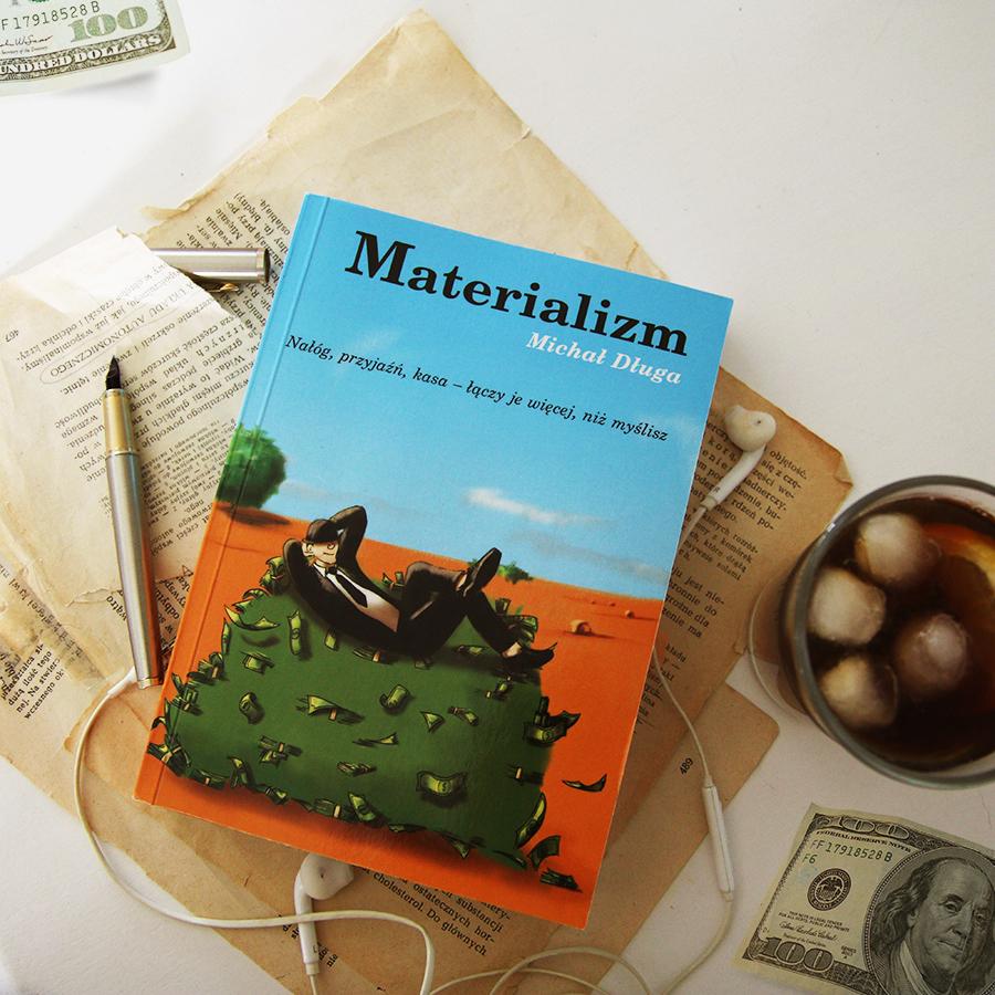 #36 Materializm - Michał Długa